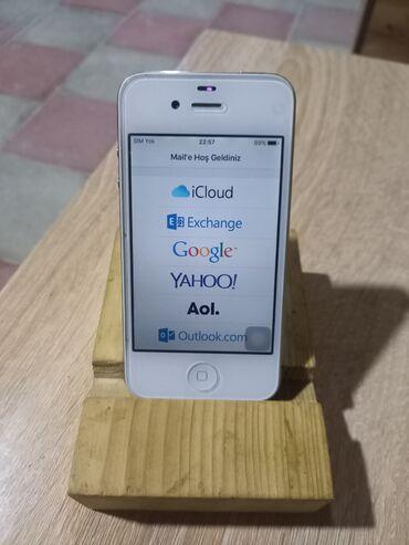 iphone 4s telefon - Azərbaycan: İşlənmiş iPhone 4S