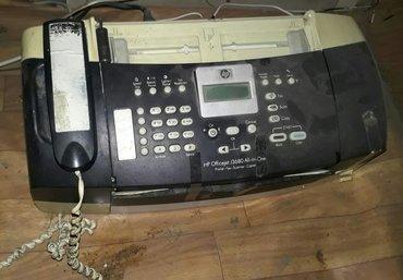 Faks aparatı