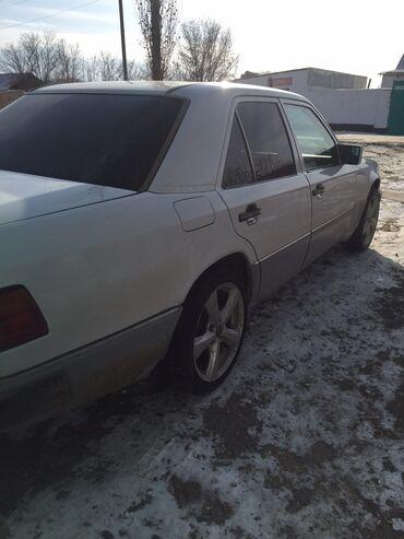 запчасти mercedes w124 в Кыргызстан: Mercedes-Benz W124 2 л. 1990 | 300000 км