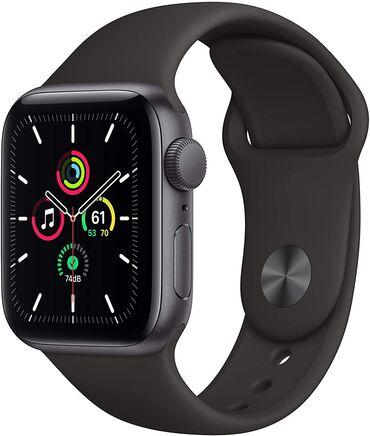 часы кашарель женские в Азербайджан: Черные Унисекс Наручные часы Apple