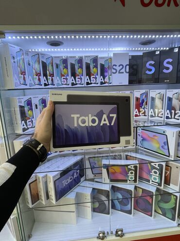 Samsung a7 2015 - Азербайджан: Новый Samsung A7 64 ГБ Черный