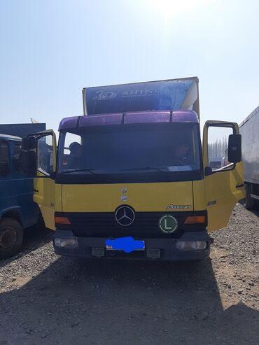 Грузовой и с/х транспорт - Кыргызстан: Мерседес атего