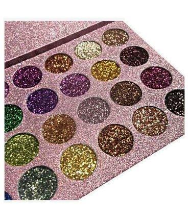 Bakı şəhərində Huda beauty glitter paleti