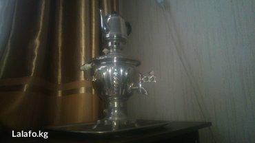 чайник электрический в Кыргызстан: Самовар(электрический, на 3,5 литра), чайник, поднос