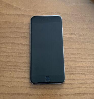 Apple Iphone - Azərbaycan: İşlənmiş iPhone 6 64 GB Boz (Space Gray)
