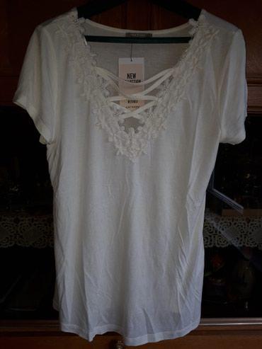 Bluza-orsay - Srbija: Orsay bluza (M). Bele boje. pamuk/viskoza. Novo