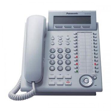 Системный телефон PANASONIC KX-DT343X продаю  • Цифровой системный тел