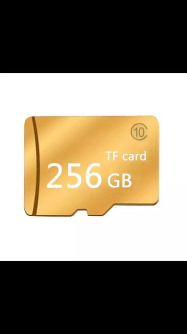Micro SD card 256gb - Crvenka