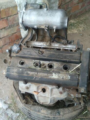 Мотор от cr v rd 1