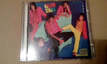 Rolling stone-dirty work 1986 - Cacak