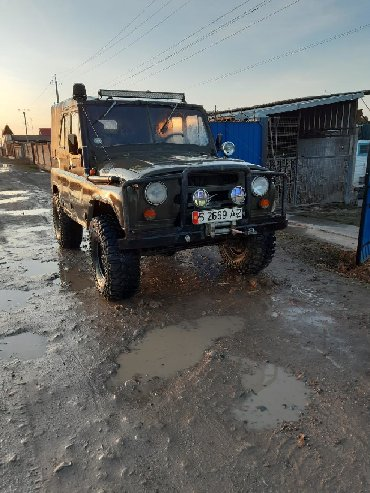 UAZ в Кыргызстан: UAZ 469 3 л. 1982