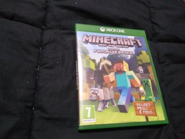 Το Minecraft για το XBOX One με 10 διαφορετικα packs