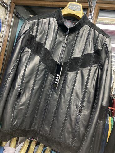 Кожаные куртки Натуральная кожа Производство Турция Размеры LXl