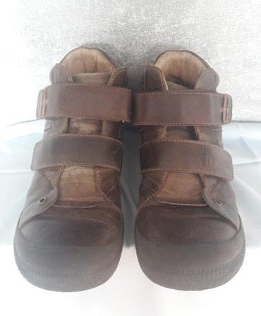 Ботинки кожаные ( и снаружи и внутри) в Бишкек
