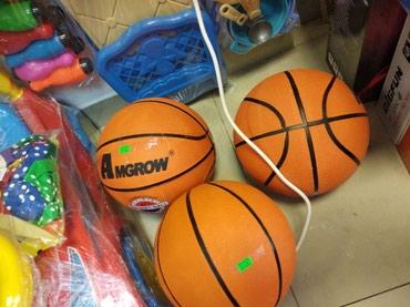 Bakı şəhərində Basketbol topları yeni