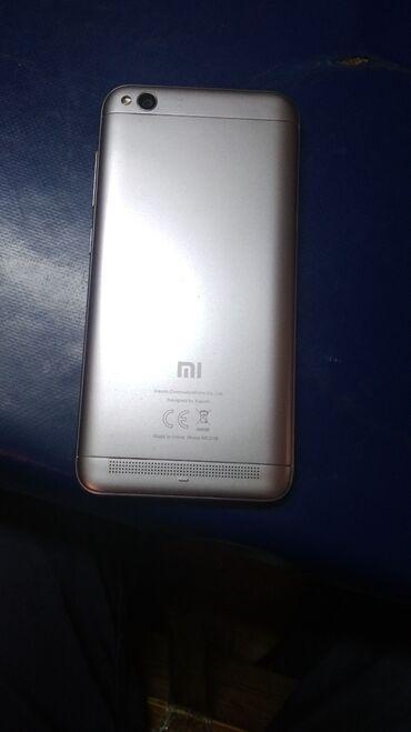 kabura xiaomi redmi 5a - Azərbaycan: İşlənmiş Xiaomi Redmi 5A 32 GB boz
