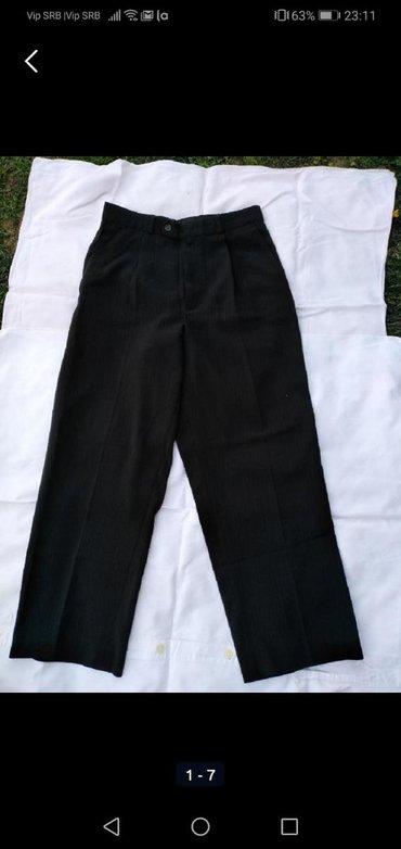 Ostalo - Sombor: Dečije pantalone na peglu