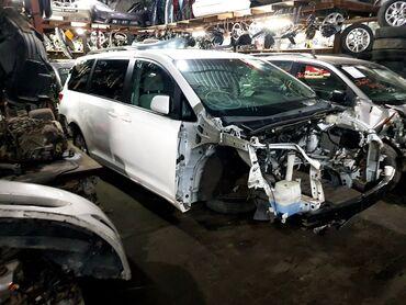 Toyota Sienna минивэн, (01.2006 - 09.2014)Тоета СиенаФары: Крылья