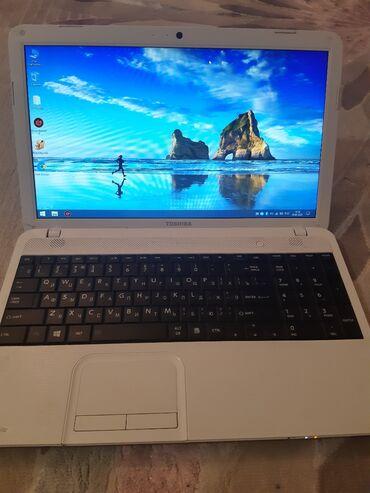 джойстик для ноутбука в Кыргызстан: Срочно продаю ноутбук toshiba в хорошем состоянии!!Процессор: intel
