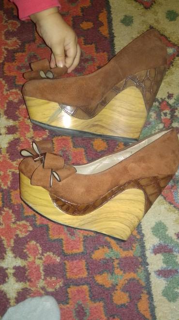 Туфли на платформе размер 35 состояние отличное есть доставка в