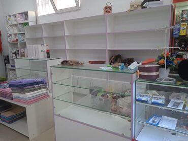 Недвижимость - Беловодское: Продаётся новые прилавки для магазина