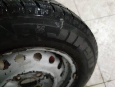 купить диск на машину в Кыргызстан: Диски с Шинами от Nissan. Почти новыеПродаю диски вместе с резиной (4
