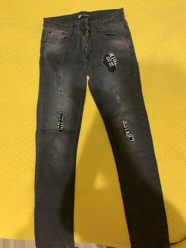 Личные вещи - Юрьевка: Продаю новые турецкие джинсы на 13-14 лет или размер XS