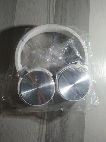 беспроводные наушники bluetooth jbl в Кыргызстан: Беспроводные наушники (jbl) качество звучания вас приятно удивит!Можно