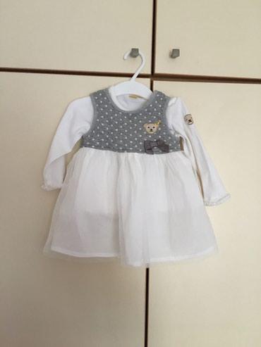 Set haljinica i majica sa medvedicem velicina 68 - Belgrade
