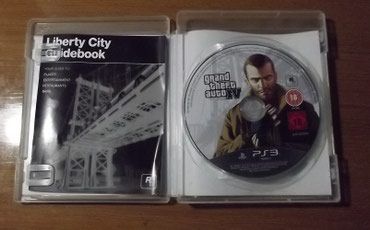 GTA 4 za SONY PS3 - Kucevo