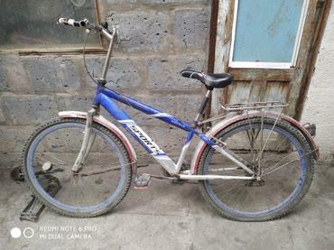 Велосипед в Токмак