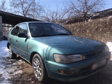 Toyota Corolla 1.3 л. 1995 | 352000 км