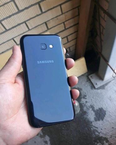 Б/у Samsung Galaxy A5 2017 32 ГБ Черный в Массы