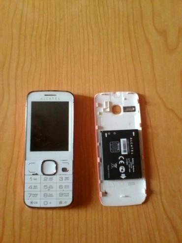 Alcatel - Кыргызстан: Продаю моб.тел.Alcatel 2005D рабочий .Телефон с 2х,симкартный, работае