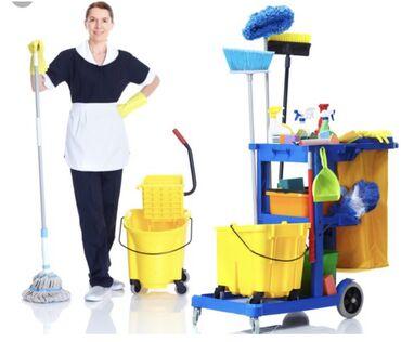Pomoć u kući i čišćenje - Srbija: Čistačica. Kancelarija. Skraćeno radno vreme