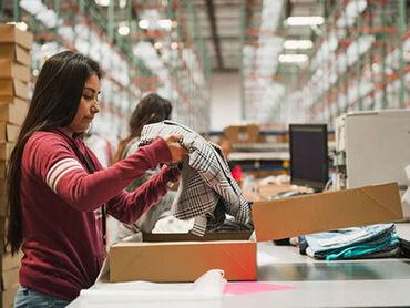 Работа - Таджикистан: Вакансия на складе брендовой одежды в ГерманииТребования: Мужчины и
