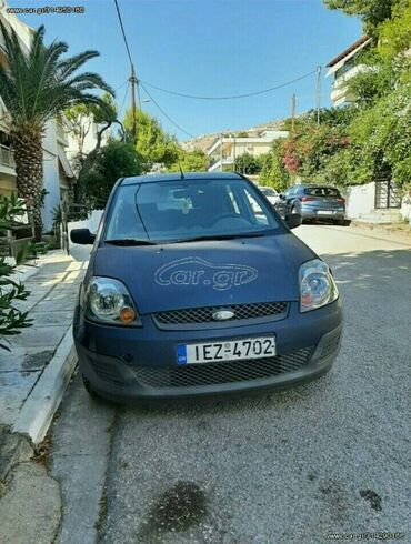 Οχήματα - Ελλαδα: Ford Fiesta 1.4 l. 2006 | 265000 km