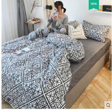 жаккардовое постельное белье в Кыргызстан: Постельное белье  AC000037 комплект постельного белья ,1 одеяло 2 п