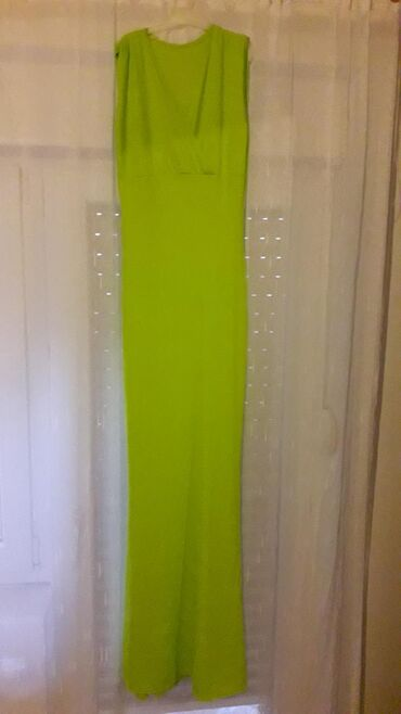 Ženska odeća | Vrsac: Tri svecane letnje haljine. Strec. Za visoke dame. Sve tri za 900