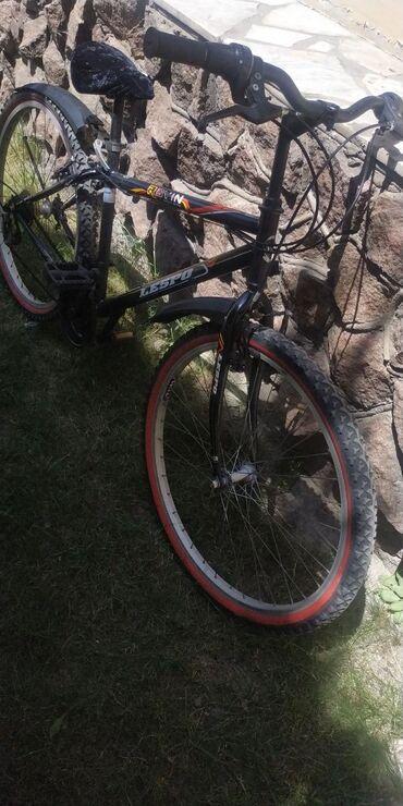 Продается горный велосипед за ОЧЕНЬ НИЗКУЮ ЦЕНУ. Никаких проблем нет