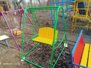 очок кана проект in Кыргызстан   ПЕЧИ И КАМИНЫ: Горки качели домики для детей! Отличное качество! Доступные цены!