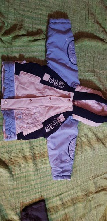Decija jakna - Pozarevac: Decije jakne,uzrast godinu dana,cena po komadu, prsluk je 300din
