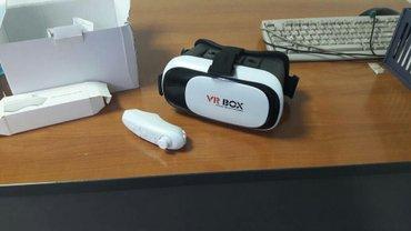 очки виртуальной реальности vr box 2 с bluetooth пульом в Ош