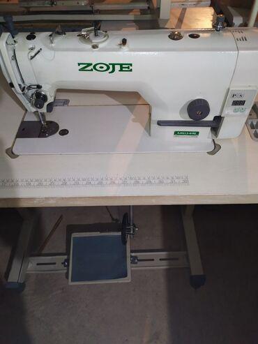 пятинитка в Кыргызстан: Продаю безшумную швейную машинку Zoje. Машинка сатылат.Пятинитка