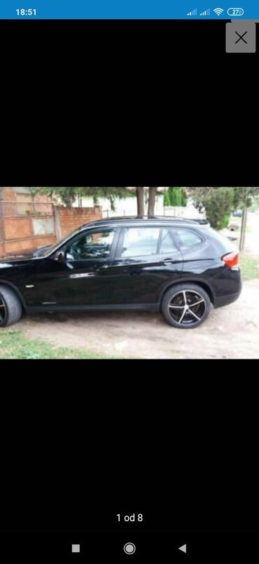 Bmw x5 3 0i mt - Srbija: Felne 19 col 5x120Paše za BMW i na insignije 8 jot 35 etBile su na bmw