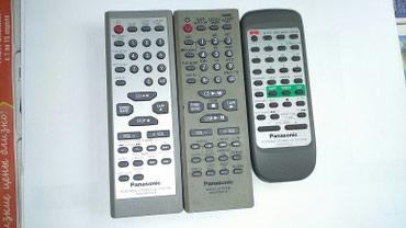 """Пульты """"Panasonic"""",1штука-600сом в Бишкек"""