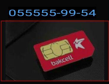 Mobil telefonlar üçün aksesuarlar - Sumqayıt: Nomre yenidir istifade olunmayib 0555559954