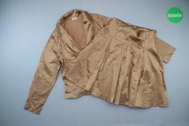 6126 объявлений | ДЕТСКИЙ МИР: Підлітковий однотонний костюм з блузи та спідниці Magic Junior, вік 9