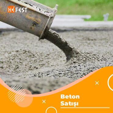 total satış - Azərbaycan: Beton | Beton, Beton paneli | M-400