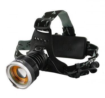 Instrumenti | Pancevo: Lampa za glavu, naglavna lampa, punjive baterije, zoom, T619- Model